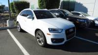 Certified Pre-Owned 2015 Audi Q3 2.0T SUV in Chandler AZ near Phoenix