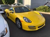 Used 2014 Porsche Boxster Cabriolet in Chandler, AZ near Phoenix