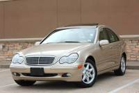 2004 Mercedes-Benz C-Class C 240 4dr Sedan