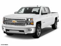 Certified Pre-Owned 2015 Chevrolet Silverado 1500 Crew Cab 4X4 4WD