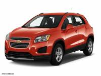 Certified Pre-Owned 2016 Chevrolet Trax LT 4dr Crossover w/1LT FWD LT 4dr Crossover w/1LT