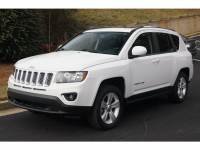 Used 2015 Jeep Compass Latitude 4x4 SUV in Athens, GA