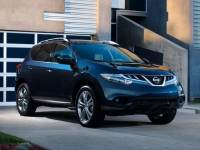 Pre-Owned 2012 Nissan Murano SUV in Greenville SC