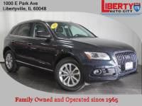 Used 2015 Audi Q5 2.0T Premium SUV in Libertyville