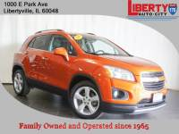 Used 2016 Chevrolet Trax LTZ SUV in Libertyville