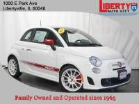Used 2014 FIAT 500 Abarth Hatchback in Libertyville