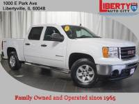Used 2010 GMC Sierra 1500 SLE Truck Crew Cab in Libertyville