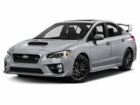 Used 2017 Subaru WRX STI Limited with Lip Sedan in Libertyville