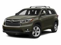 Pre-Owned 2015 Toyota Highlander Limited Platinum All Wheel Drive Sport Utility