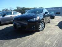 2015 Ford Fusion SE LUXURY. LEATHER. SUNROOF