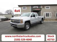 Used 2015 Chevrolet 2500 4x4 Pickup Truck