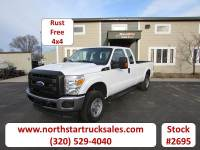 Used 2011 Ford F-250 4x4 Pickup Truck