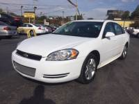 2013 Chevrolet Impala LT Fleet 4dr Sedan