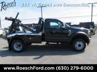 Pre-Owned 2017 Ford F-450SD XLT RWD WRECKER BODY