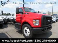 Pre-Owned 2016 Ford F-650SD XL