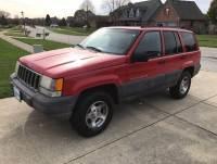 1998 Jeep Grand Cherokee 4dr Laredo 4WD SUV