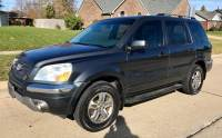 2003 Honda Pilot 4dr EX-L 4WD SUV w/ Leather and Entertainment System