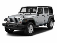 Certified Used 2017 Jeep Wrangler Unlimited Sport SUV in Miami