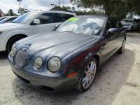 2006 Jaguar S-TYPE R Sedan