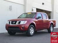 Certified 2012 Nissan Frontier SV For Sale