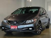 Pre-Owned 2013 Honda Civic Sdn Touring With Navigation