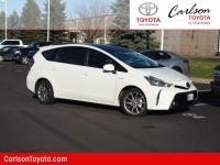 2016 Toyota Prius v Five Wagon Front-wheel Drive