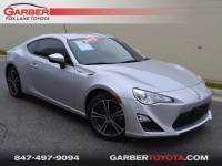 Certified Pre-Owned 2013 Scion FR-S Base RWD 2D Coupe