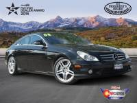 Pre-Owned 2008 Mercedes-Benz CLS 63 AMG® RWD Coupe