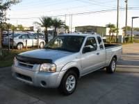 2002 Nissan Frontier 2dr King Cab XE 2WD SB