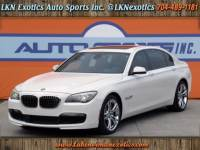 2011 BMW 7-Series 750LI xDrive M sport