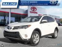 Used 2013 Toyota RAV4 XLE for sale in Warwick, RI