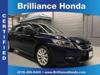 Certified Pre-Owned 2015 Honda Accord EX-L 4D Sedan