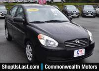 Pre-Owned 2009 Hyundai Accent Auto GLS Front Wheel Drive Sedan