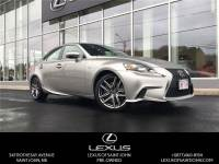 Pre-Owned 2016 Lexus IS 300 F SPORT SERIES 2!!! AWD