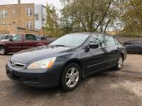 2007 Honda Accord EX L 4dr Sedan (2.4L I4 5A)