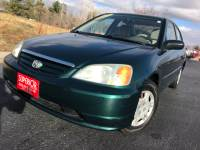 2002 Honda Civic LX 4dr Sedan