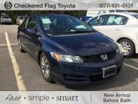 Pre-Owned 2009 Honda Civic EX FWD 2D Coupe