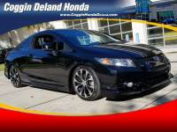 Pre-Owned 2013 Honda Civic Si Coupe in DeLand FL