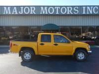 2005 Chevrolet Colorado 4dr Crew Cab Z71 LS Rwd SB