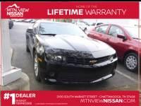 2015 Chevrolet Camaro LS w/2LS Coupe Rear-wheel Drive