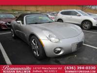 Used 2008 Pontiac Solstice Convertible in Ballwin, Missouri