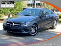 Pre-Owned 2014 Mercedes-Benz E 350 Sport AWD 4MATIC® COUPE