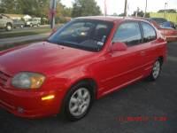2005 Hyundai Accent GLS 2dr Hatchback