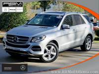 Certified Pre-Owned 2016 Mercedes-Benz GLE 350 AWD 4MATIC® SUV