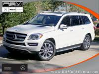 Certified Pre-Owned 2015 Mercedes-Benz GL 350 AWD 4MATIC® SUV