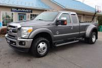 2011 Ford F-350 Super Duty 4x4 Lariat 4dr SuperCab 8 ft. LB DRW Pickup