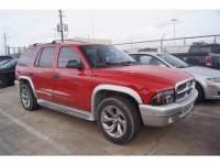 2002 Dodge Durango SLT Plus