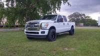 2011 Ford F-250 Super Duty 2011 FORD F-250 SUPER DUTY 4X4 LIFTED 35'' LEATHER
