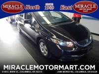 2014 Honda Civic LX AUTO BACKUP CAM BLUETOOTH CLEAN