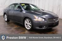 Pre-Owned 2009 Nissan Maxima 3.5 S FWD 4D Sedan